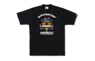 Ghostbusters x A Bathing Ape NY & LA T-Shirts
