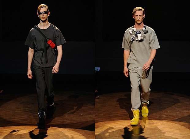 Giuliano Fujiwara Men's RTW Spring 2010 Collection
