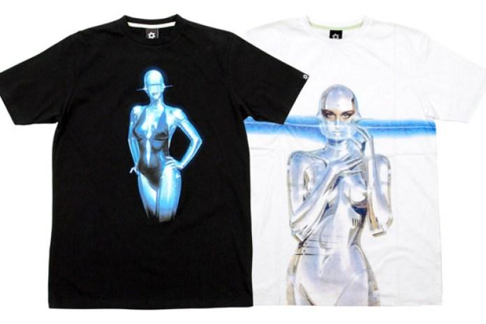 Hajime Sorayama x Sixpack T-Shirts