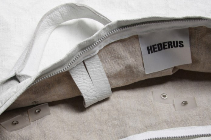 Hederus Air Canvas Bag