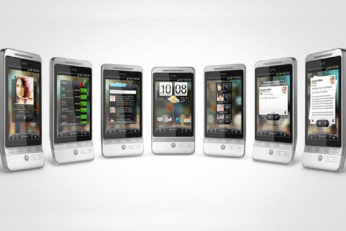 HTC Introduces Third Android Phone