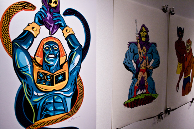I Have the Power He-Man Tribute Exhibition Recap