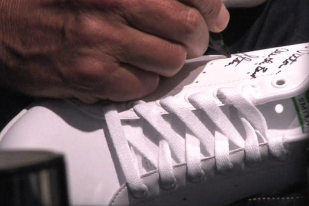 Interview with Stan Smith (Video)