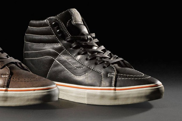 Jason Jessee for Vans Syndicate SK8-Hi Preview