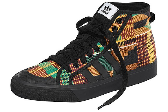 Jeremy Scott for adidas Originals by Originals Nizza II Hi Pack