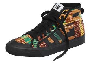 Jeremy Scott for adidas Originals by Originals Nizza II Hi Pack