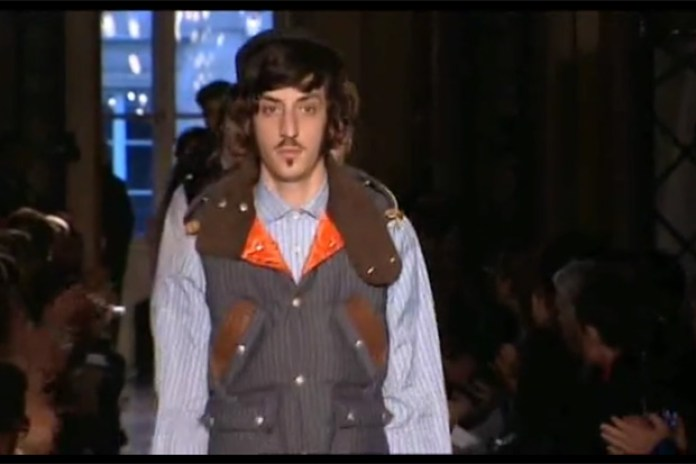JUNYA WATANABE COMME des GARCONS 2009 Fall/Winter Collection Video