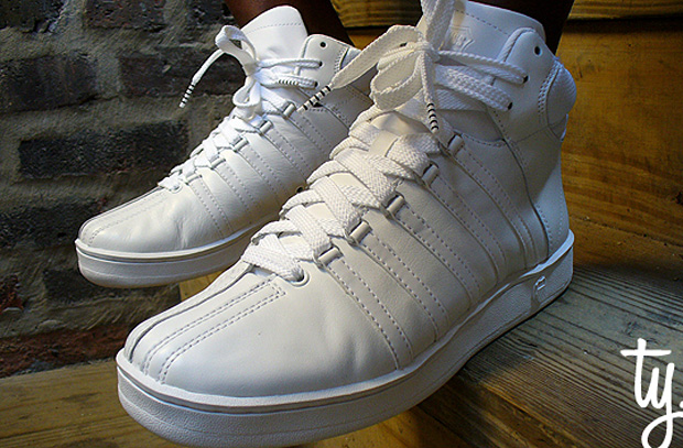 K-Swiss The Classic High Sneaker