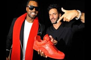 Kanye West x Louis Vuitton Interview