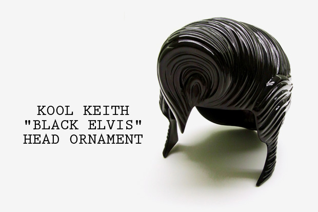 "Kool Keith x Ambush ""Black Elvis"" Ornament"
