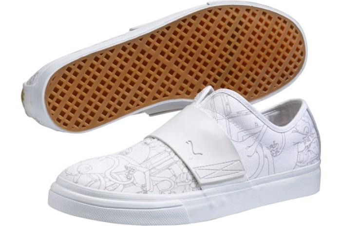 Kozyndan x Puma Footwear and Apparel Collection