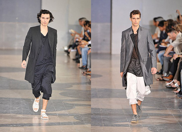 Kris Van Assche 2010 Spring RTW Collection