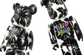 Leilow Hawaii x Medicom Toy Bearbrick