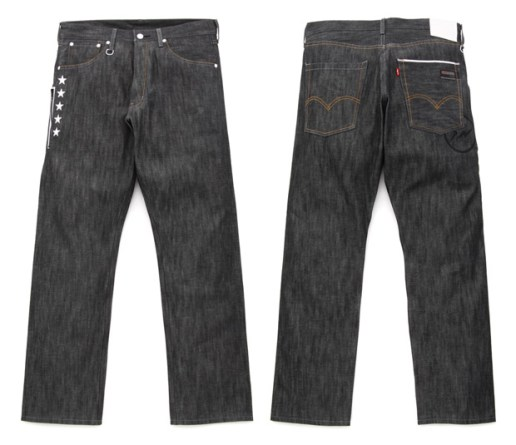 Levi's Fenom Light oz Five Star Print Denim