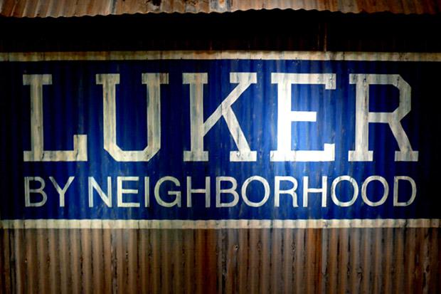 Luker by Neighborhood Announcement
