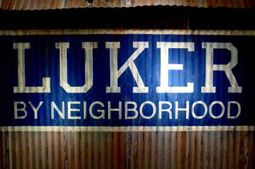 Luker by Neighborhood Announcement