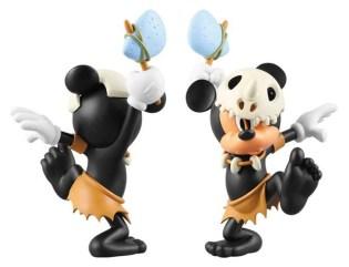 Medicom Toy Mickey Mouse Dinosaur Version