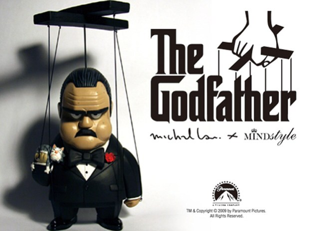 "Michael Lau x MINDstyle ""The Godfather"" Original Version"