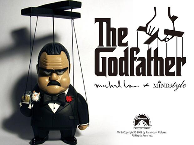 "Michael Lau x MINDstyle ""The Godfather"" Original Version"