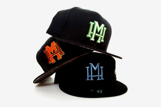 Mighty Healthy 2009 Summer New Era 59FIFTY Fitted Caps