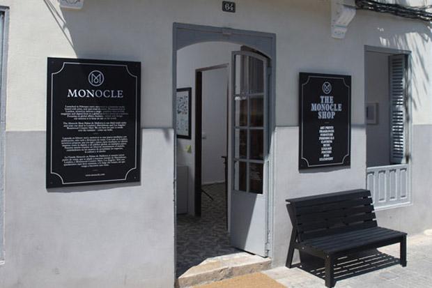 Monocle Palma de Mallorca Store
