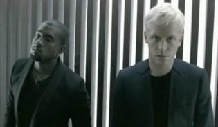 Mr. Hudson feat. Kanye West - Supernova (Video)
