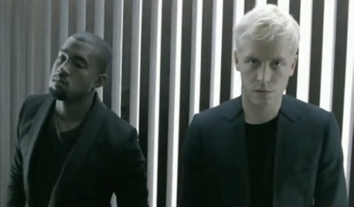 Mr. Hudson feat. Kanye West - Supernova (Video)