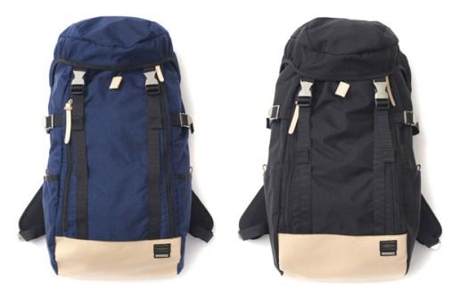 MUG x Porter 820d Nylon Ruck Sack