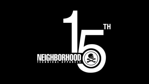 NEIGHBORHOOD 15th Anniversary Collaboration Collection