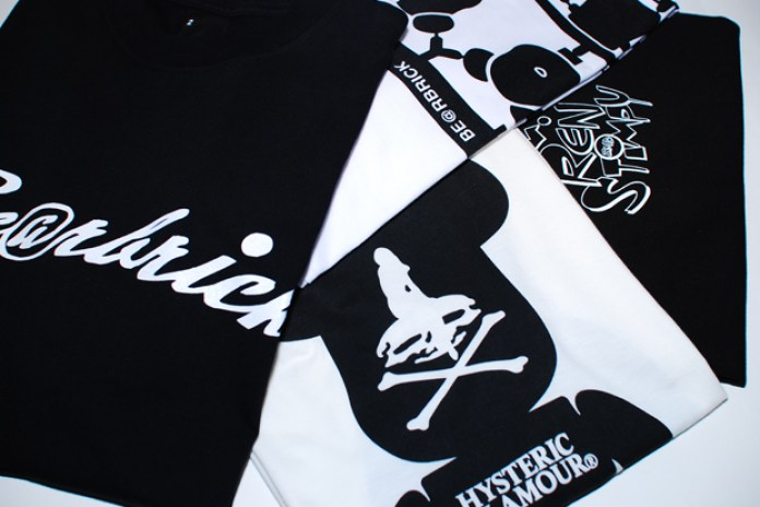 NEIGHBORHOOD | Stussy | COMME des GARCONS | Hysteric Glamour x MEDICOM TOY Exhibition '09 T-shirt