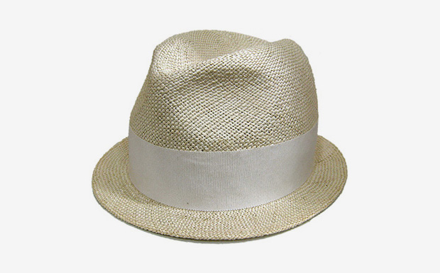 Neil Barrett x CA4LA Straw Hat