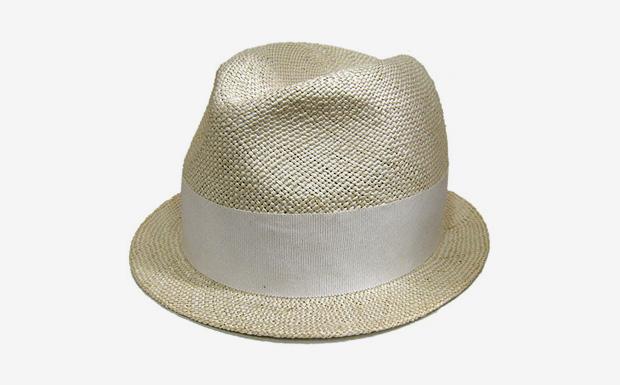 Neil Barrett x CA4LA Straw Hat