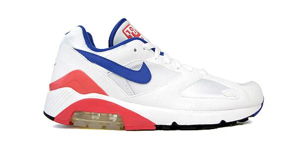 "Nike Air 180 ""Ultramarine"" 2009 Retro"
