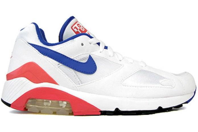 "Nike Air 180 ""Ultramarine"" 2009 Retro"