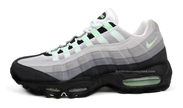 "Nike Air Max 95 ""Mint Green"""