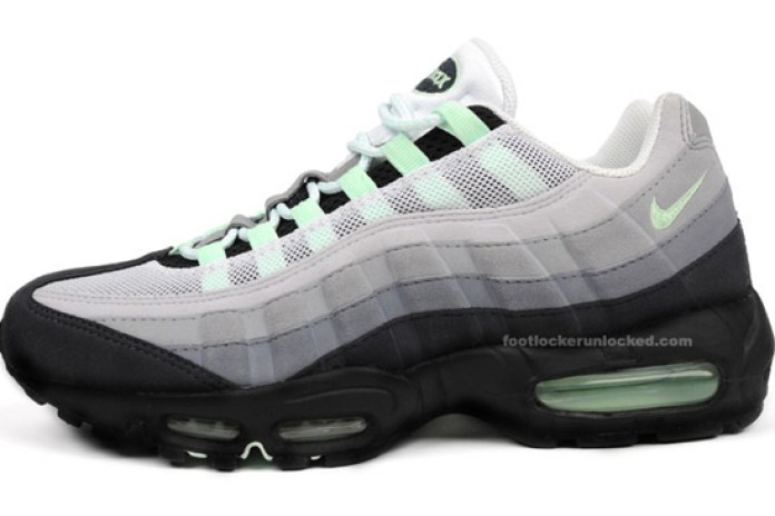 "Nike Air Max 95 ""Mint Green"""