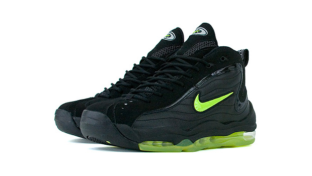 Nike Air Max Total Uptempo Retro Black/Volt