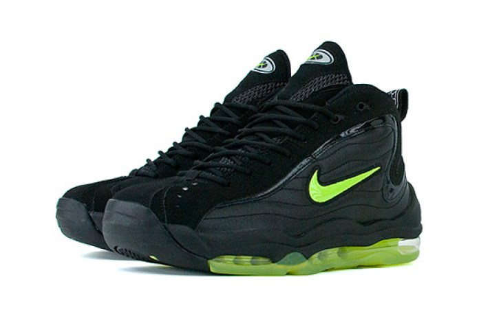 Nike Air Max Total Uptempo Retro Black/Volt