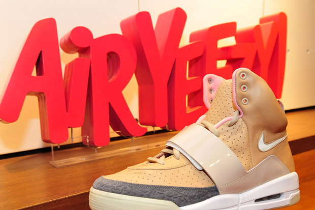 Nike Air Yeezy Singapore Launch