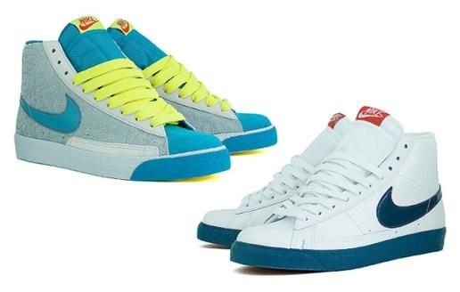 Nike Blazer Hi 2009 Summer Releases