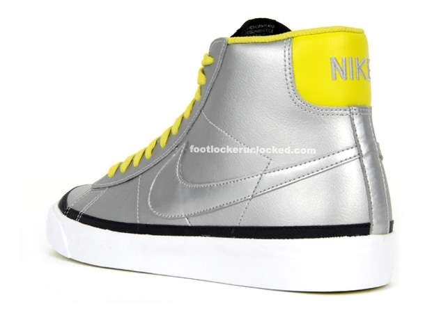 Nike Blazer Hi Electrolime