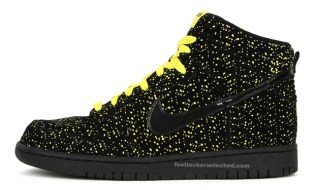 Nike Dunk Hi Premium Speckled