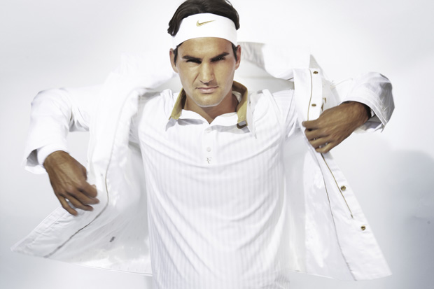 Nike Roger Federer Wimbledon Collection
