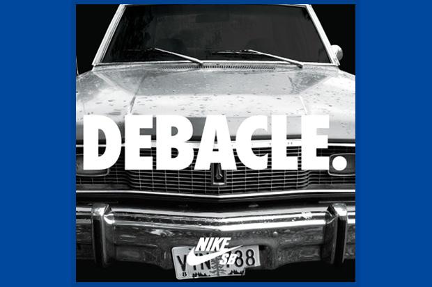 Nike SB Debacle Full HD Video Showing