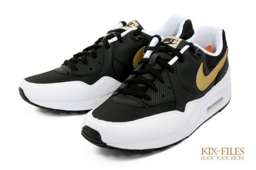 Nike Sportswear Air Max Light Two-Tone Gold