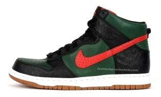 """Nike Sportswear Dunk Hi Supreme Spark """"Gucci Ostrich"""""""