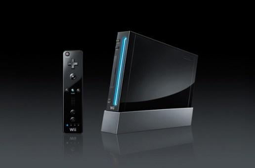 """Nintendo """"Kuro"""" Wii"""