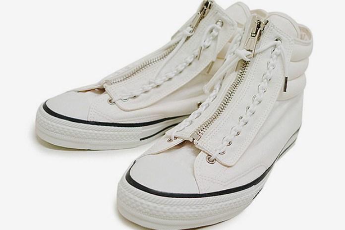 Number (N)ine Zip Sneakers