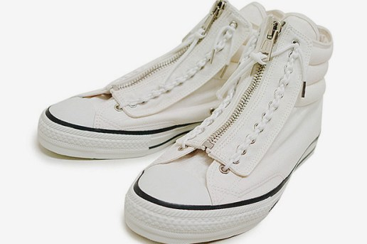 Number (N)ine Zip Sneakers