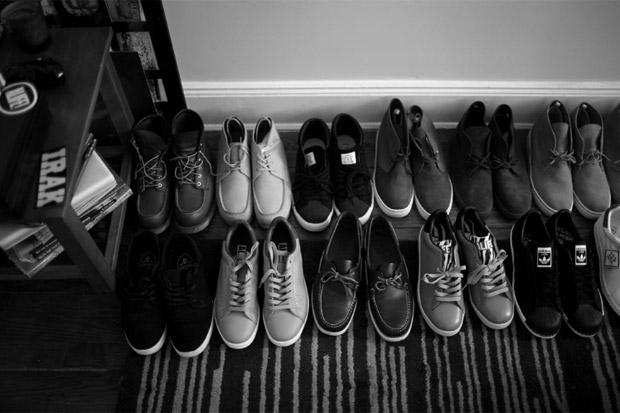 NY Times One in 8 Million - Jesse Villaneuva: The Sneaker Conoisseur